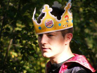 Király vagyok